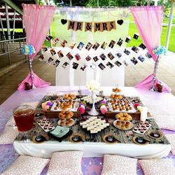 Private Parties Event Setup