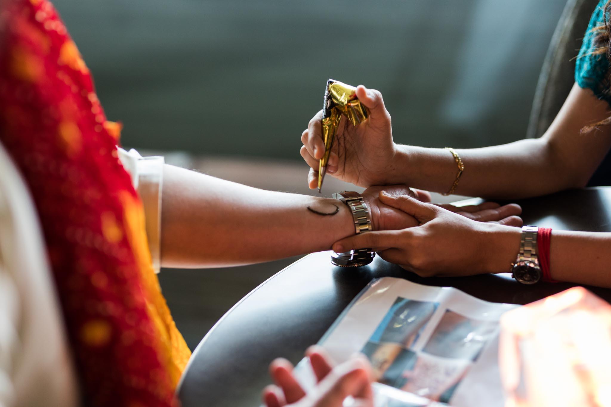 Event Services Henna Artist