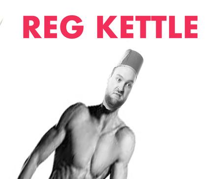 REG KETTLE