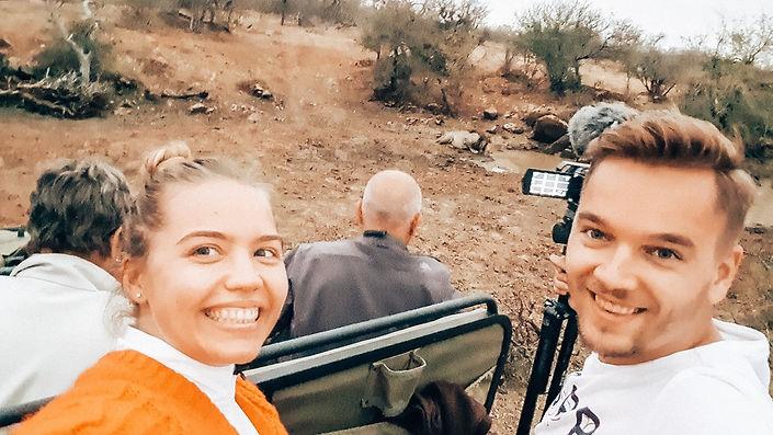 Turvaliselt safari autost oli lõiv imetore jälgida
