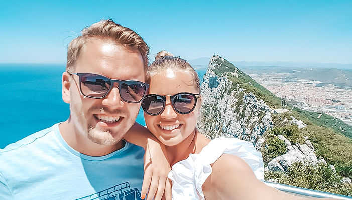 Tõeliselt ilusad vaated Gibraltaril