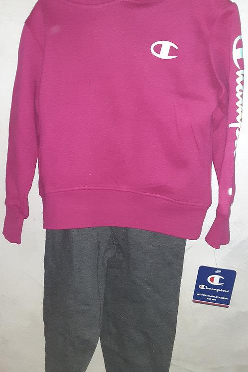 2pc Pink Kids Suit