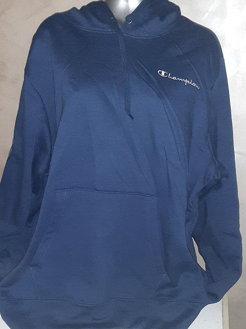 Adult Blue/Translucent Hoodie