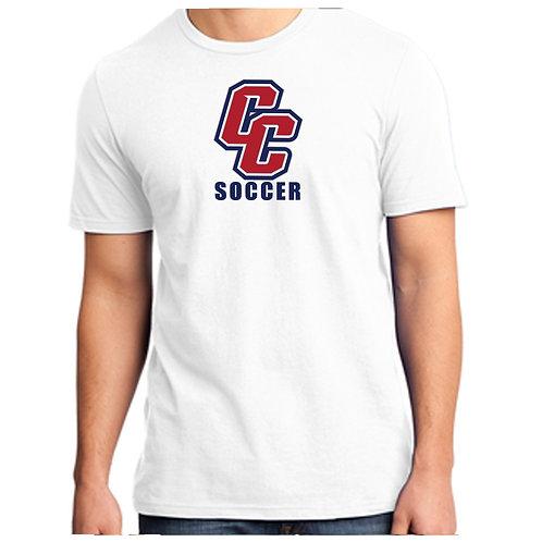 CCHS CC Soccer Soft Cotton Tee Shirt