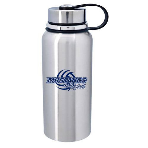 CCHS Volleyball Stainless Steel Bottle