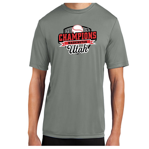 Washington Champions Shield Shirt