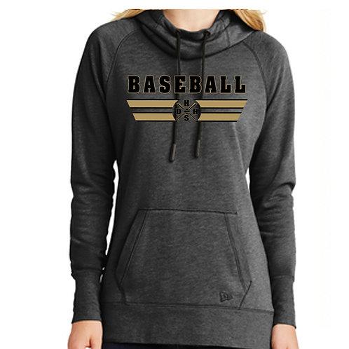New DHHS Baseball Ladies Hoodie