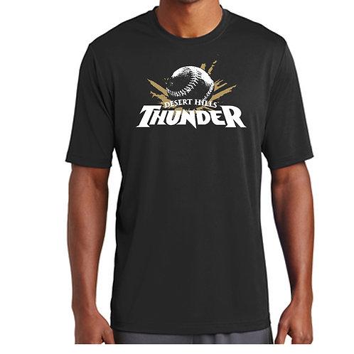 DHHS Baseball Drifit Shirt