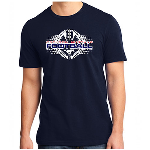Mustangs Football Shirt
