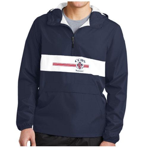CCHS Soccer Hooded Jacket