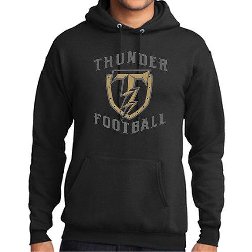 Thunder Football Hoodies