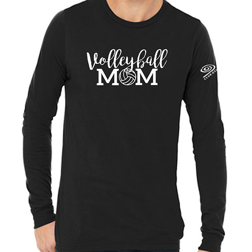 Volleyball Mom 1 long sleeve