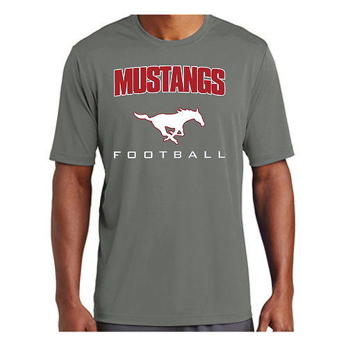 Mustang Football 1st Season Favorite Shirts Now in Soft Cotton