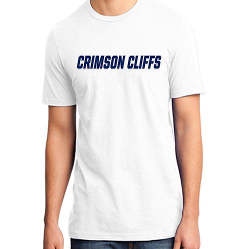 Crimson Middle CC T-Shirt