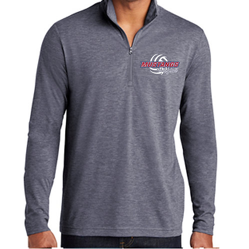 CCHS Volleyball 1/4 Zip Pullover