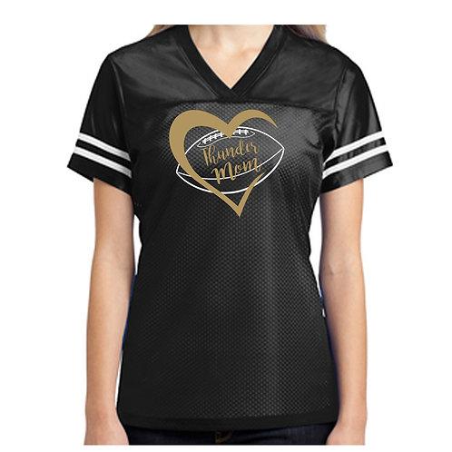 DHHS Football Thunder Ladies Shirt