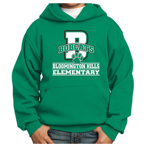 Bloomington Hills Pullover Hoodie (Youth & Adult)