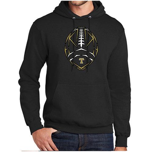 DHHS Football Hoodie