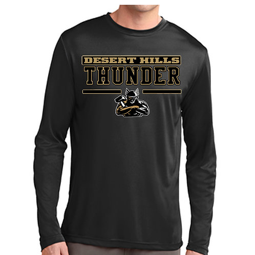 DHHS Football Long Sleeve