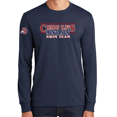 CCHS Swim Team Long Sleeve