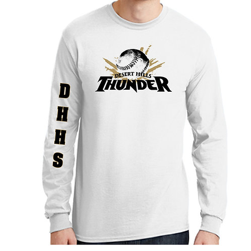 DHHS Baseball Long Sleeve shirt