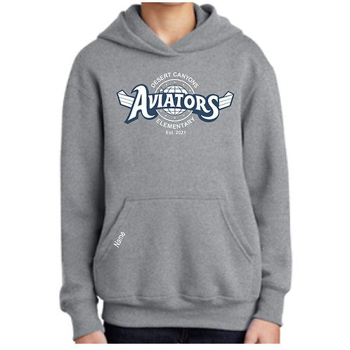 Desert Canyons Hoodie (Youth & Adult)