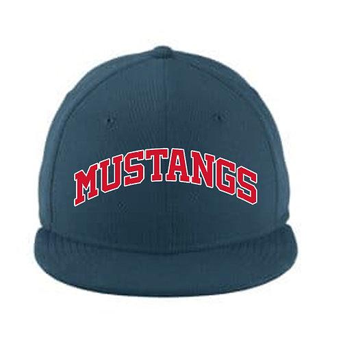 Mustangs Youth Flat bill Hat