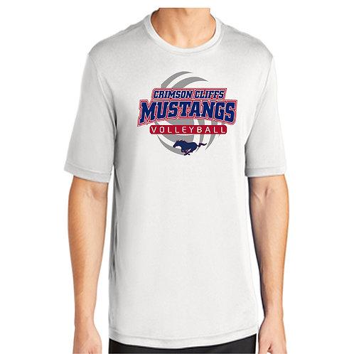 CCHS Volleyball Drifit Shirt