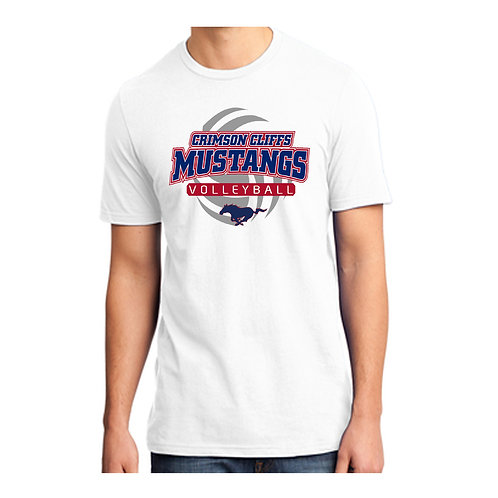 CCHS Volleyball Cotton Shirt