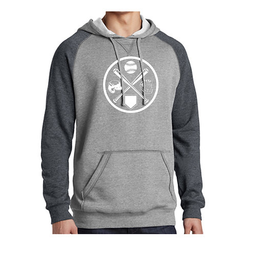 Washington Baseball Cross Hoodie