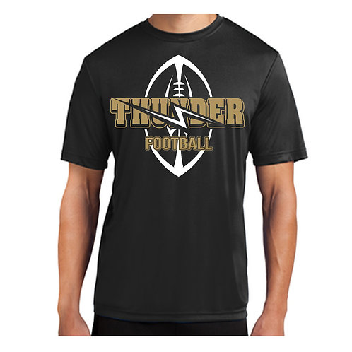 Thunder Football Previous Season Favorite Shirts Now in Soft Cotton