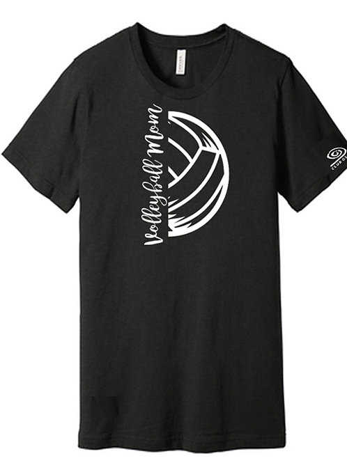 Volleyball Mom 2 short sleeve