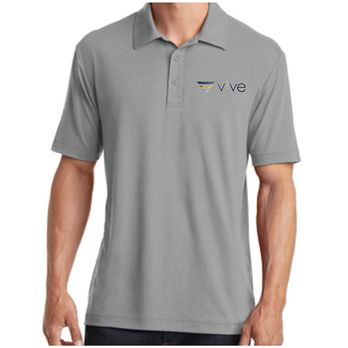 Vive Cotton Touch Performance Polo