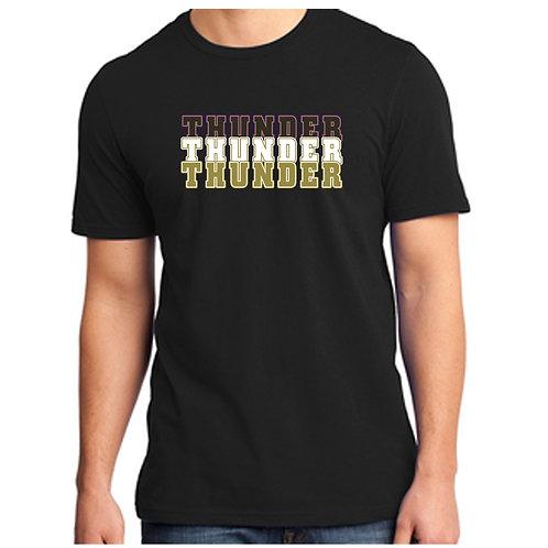 DHHS Football Thunder Shirt