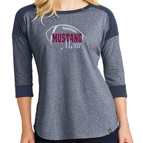Mustang 3/4 Ladies Shirt