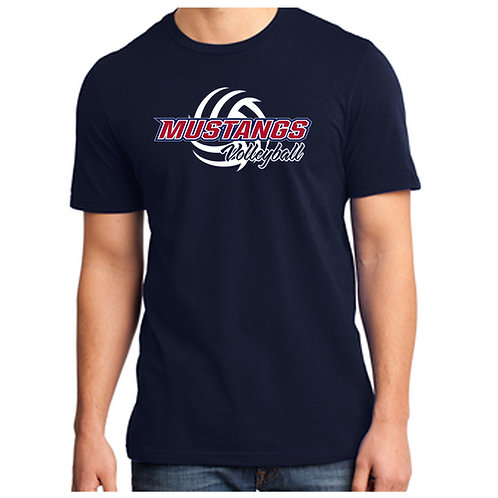 CCHS Volleyball Soft Cotton Shirt