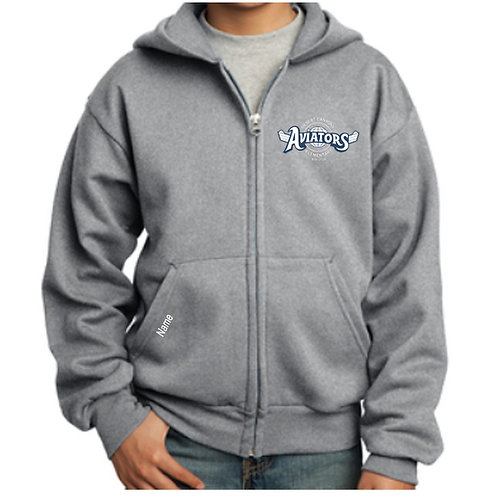 Desert Canyons Zip Up Hoodie (Youth & Adult