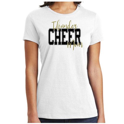Thunder Cheer Mom T-Shirt