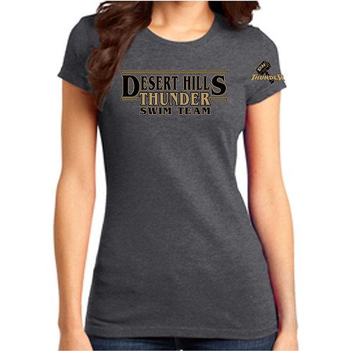 DHHS Swim Team Ladies Shirt