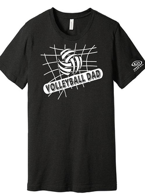 Volleyball Dad short sleeve