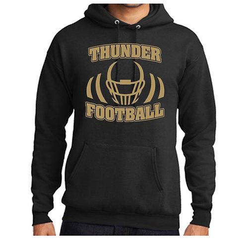 Thunder Helmet Hoodie
