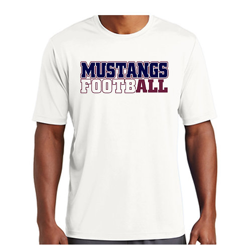 Mustang Football 1st Season Favorite Drifit Shirts