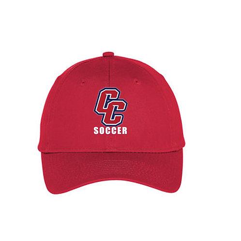 CCHS Soccer Hat