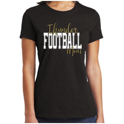 DHHS Football Mom Shirt