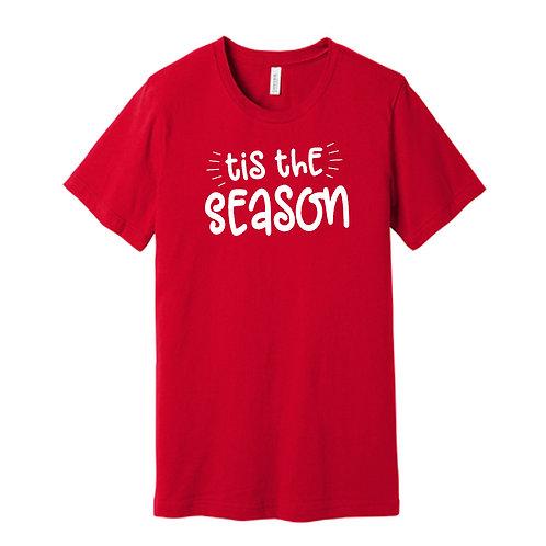 Christmas Tis the Season Group T-Shirt