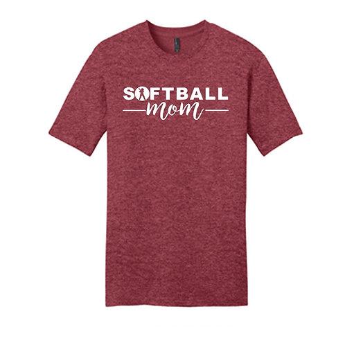 Washington Softball Mom Shirt