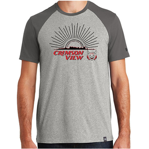 Crimson View Man Shirt