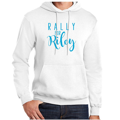 Rally for Riley Hoodie