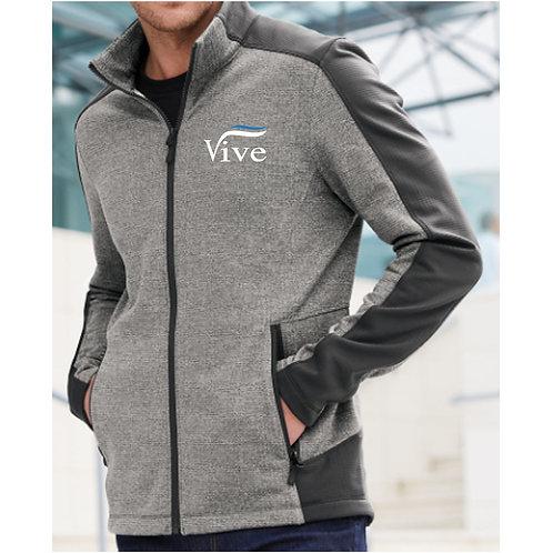 Vive City Grid Fleece Jacket