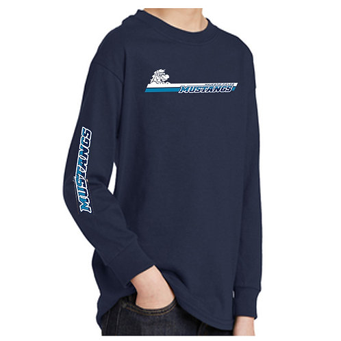 Majestic Fields Long Sleeve T (Youth & Adult)